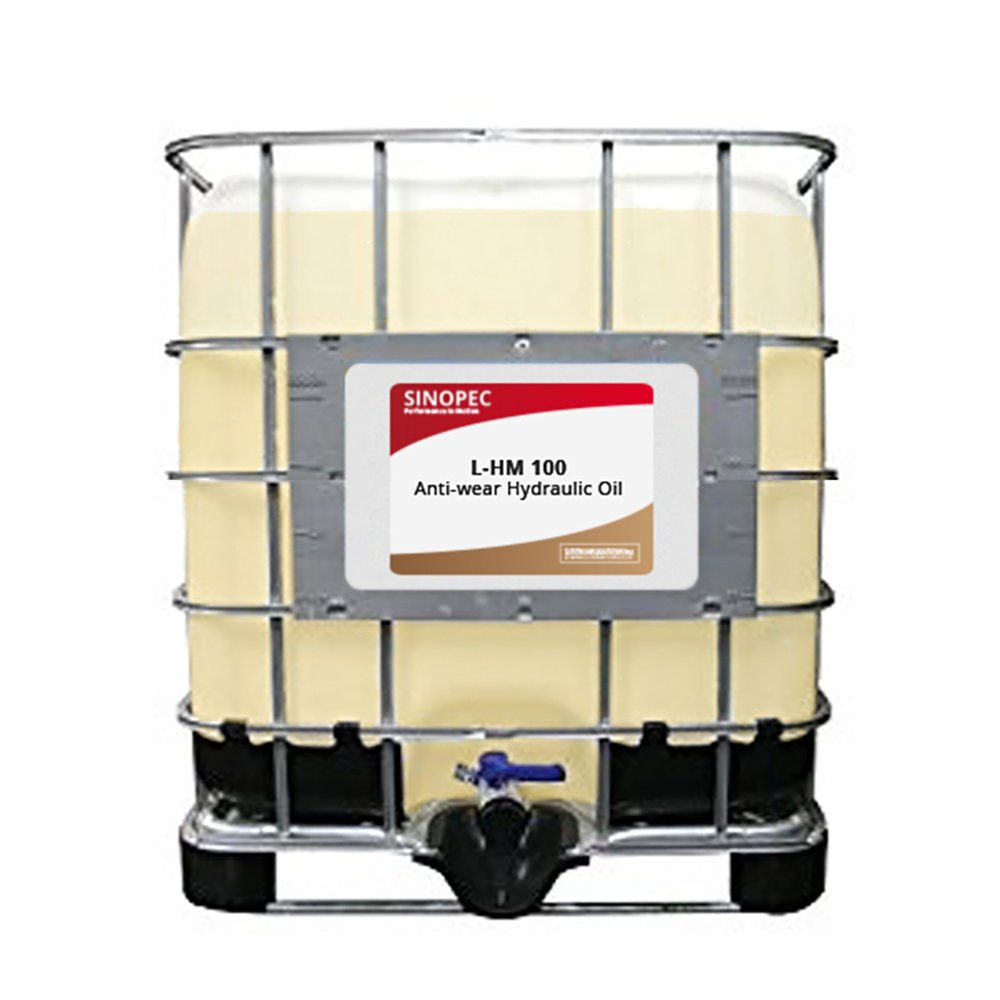 AW100 Anti-wear Hydraulic Oil - 275 Gallon Tote by L-HM