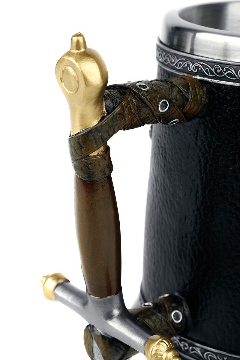 Game of Thrones Winter is Coming Tankard by Game of Thrones (Image #3)