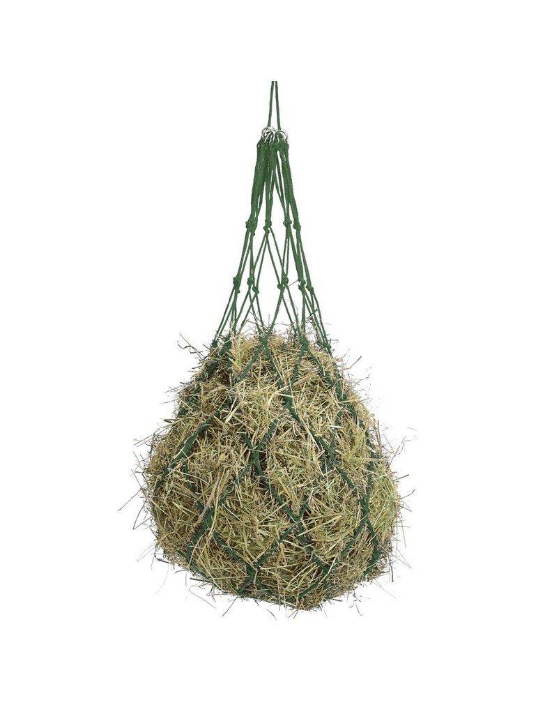 Tough-1 Large Poly Hay Feeder - Hunter Green