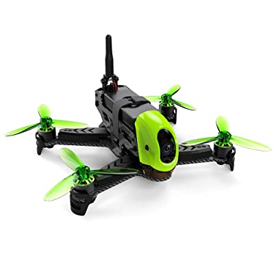Hubsan H123D X4 Jet Racing Drone 360°Flips Rolls FPV Racer Drone with 720P HD Camera Quadcopter with 5.8G LCD Screen Real Time Transmitter: Toys & Games