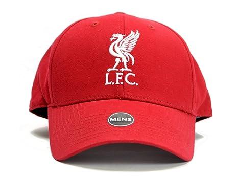 Amazon.com   Liverpool FC - Fan Favourite Authentic EPL Red Baseball ... 8c82e68c337