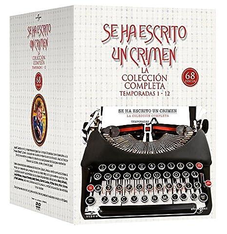 Se Ha Escrito Un Crimen Megapack Serie Completa DVD: Amazon ...