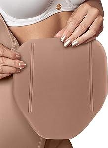 CURVEEZ Post Surgical Abdominal Foam Lipo Board 2-in-1. for Use After Liposuction Tummy Tuck Flattening Abs | Lipo Foam | Fajas Postparto por Fajas Reductoras y Moldeadoras… (Lipo Board - Small)