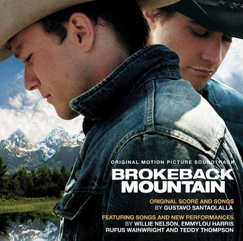 Cover of Brokeback Mountain Soundtrack