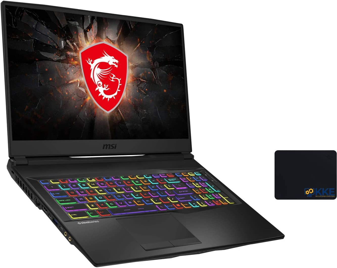 MSI GL75 Leopard Gaming Laptop, 17.3