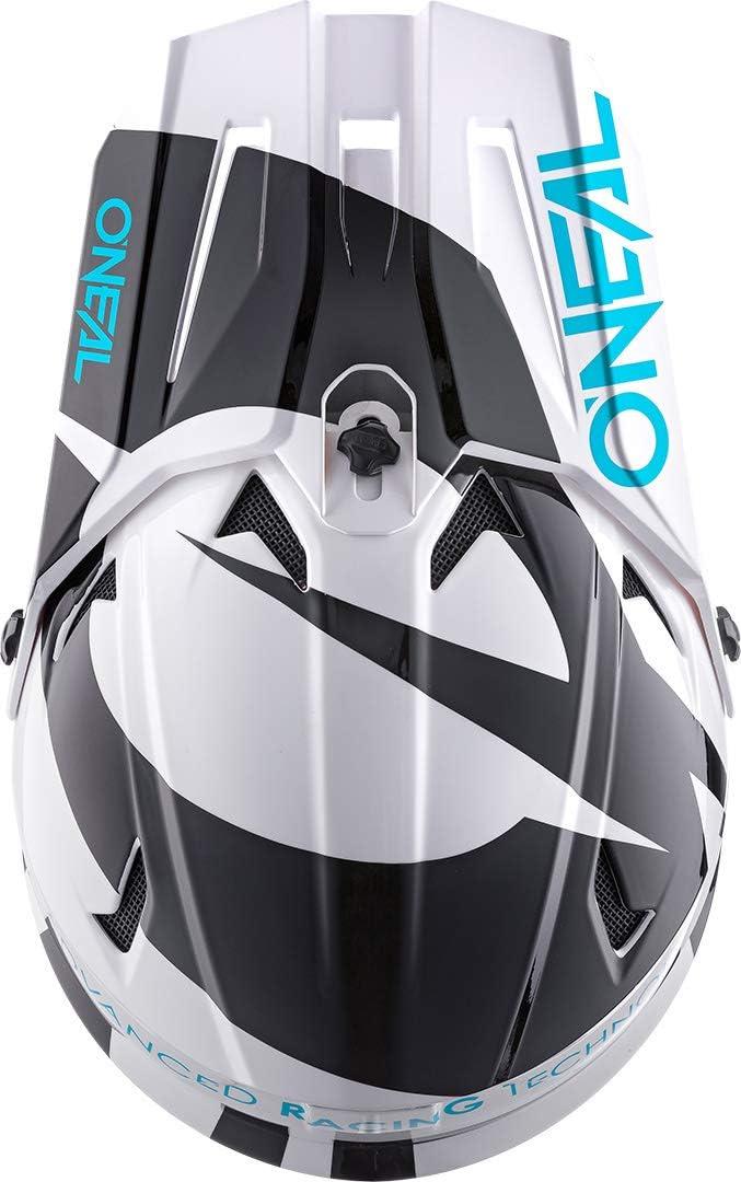 ONEAL Backflip Slick DH Fahrrad Helm wei/ß//schwarz 2020 Oneal