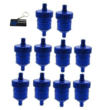 STONEDER - Filtro de Combustible de Gasolina para ...