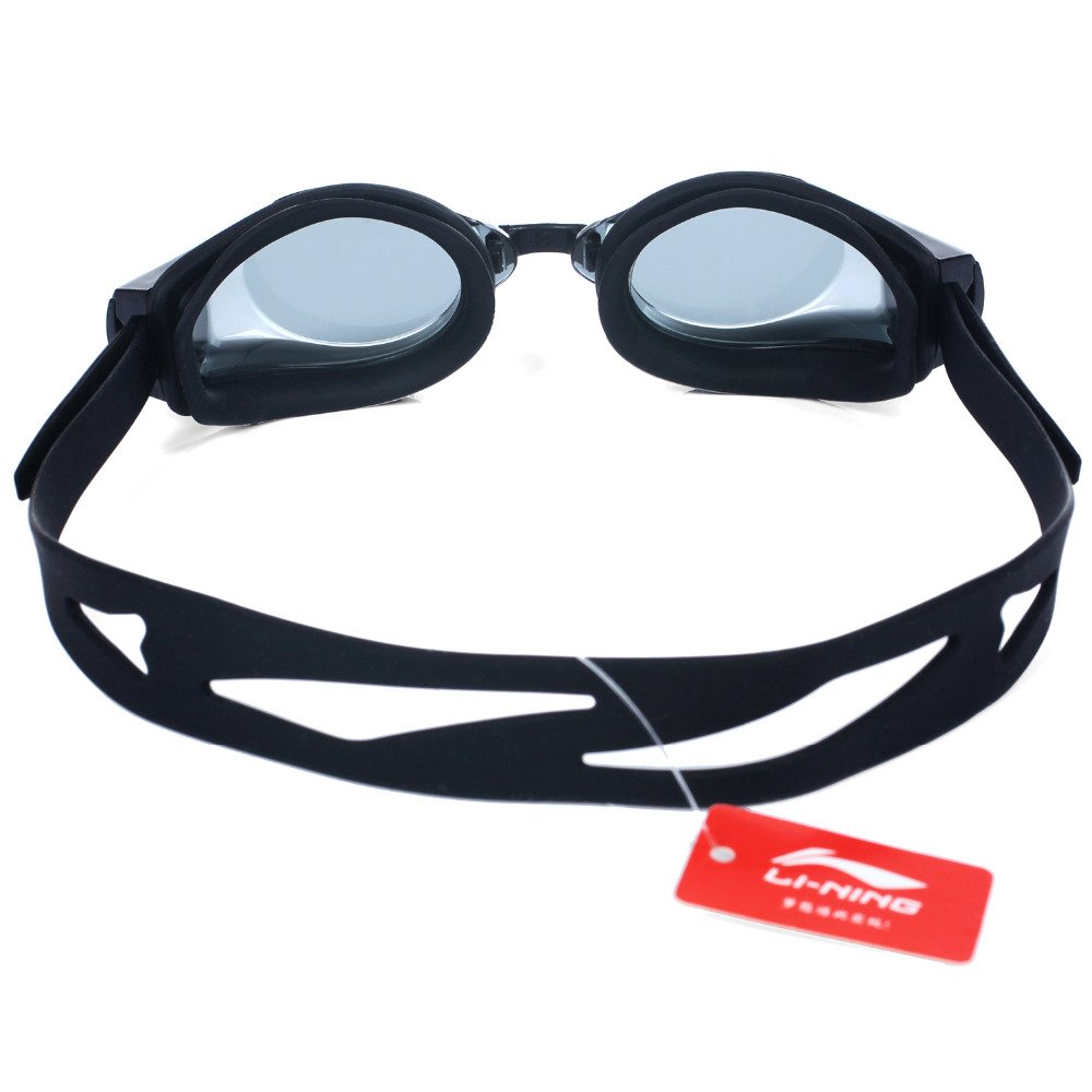 2d0d6a2610 Swimming Goggles Prescription Swimming Goggles Nearsighted Shortsighted  Optical Swim Glasses Lens LINING L508 LI - NING