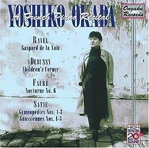 Yoshiko Okada: A French Piano Recital