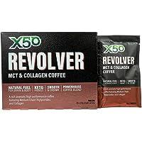 X50 Revolver Collagen & MCT Coffee Hazelnut Mocha