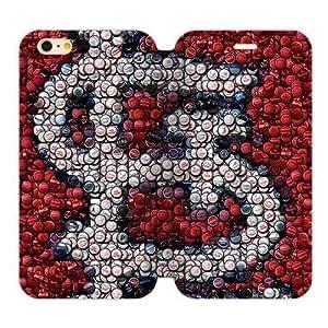Cap mosaic red St. Louis Cardinals Custom Cover Case Iphone 5/5S
