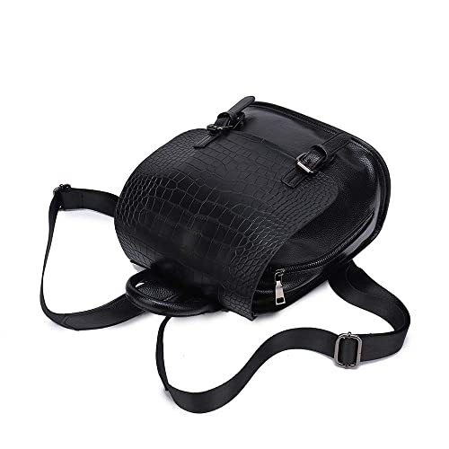 14e37c453092 Amazon.com  Lanyani Woman Flap Cover Shoulder Bag Rucksack PU Leather Women  Girls Ladies Backpack Travel bag  Shoes