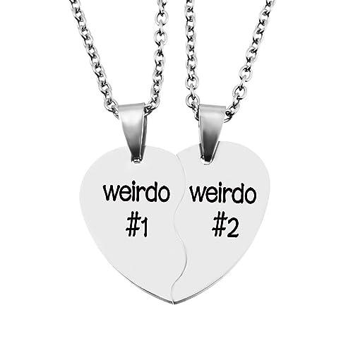 Best Friend Birthday Gifts Amazon Co Uk: Best Friend Necklaces: Amazon.co.uk
