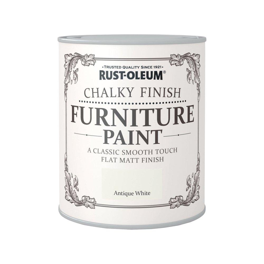 Rust-Oleum RO0070002G1 - Pintura De Chalky Finalizar Muebles ...