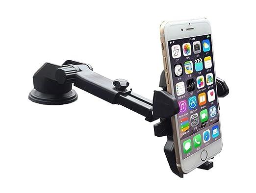 17 opinioni per Supporto Auto Smartphone,Porta Cellulare Auto d'Aria 360 Gradi di Rotazione