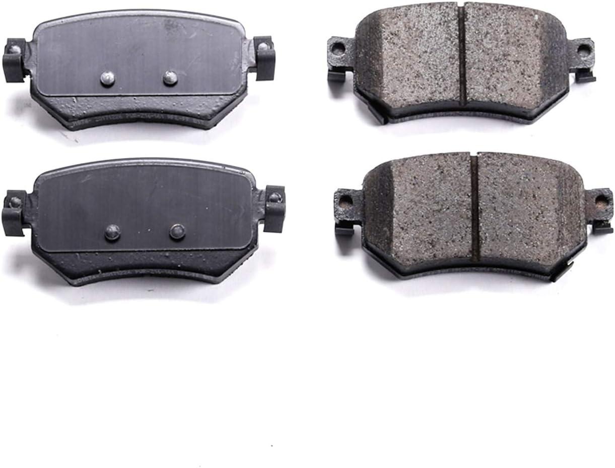 Power Stop 16-1874 Z16 Evolution Rear Ceramic Brake Pads