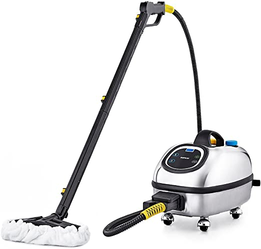 Dupray Injection Commercial Steam Cleaner