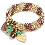 Garden Spiral Bracelet