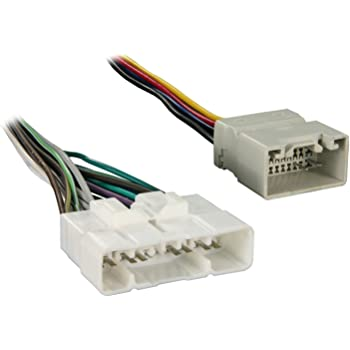 amazon.com: metra 70-8117 factory amplifier harness for ... 2004 avalon jbl wiring harness jbl wiring harness