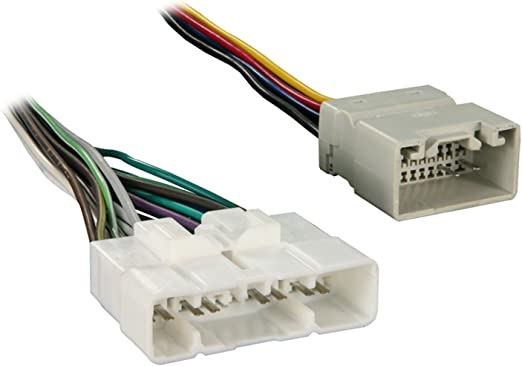 Amazon.com: Metra 70-8117 Factory Amplifier Harness for 2004-Up Toyota Vehicles with JBL Sound System: Car Electronics
