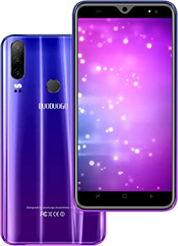 Moviles Libres 4G,3GB RAM+32GB ROM,4800mAh Bateria,Android 9.0 ...