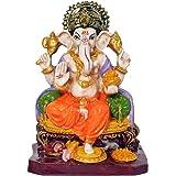 ART N HUB God Ganesh/ Ganpati / Lord Ganesha Idol - Statue Gift item (H-13 CM)