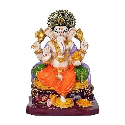 ART N HUB God Ganesh Ganpati Lord Ganesha Idol