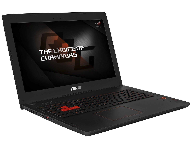[Antiguo Modelo] Asus ROG g502vm-fy017t PC portátil Gamer 15.6 Full HD Negro (Intel Core i7, 8 GB de RAM, Disco Duro 1 TB + SSD 128 GB, NVIDIA GeForce GTX ...