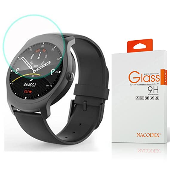 Amazon.com: Nacodex Ticwatch 2 (2nd Gen) Smartwatch Screen ...