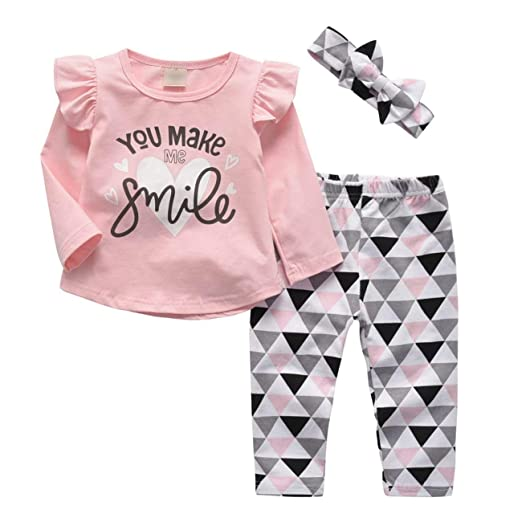 Outfits & Sets Girls Ladybird Age 0-3months 2-piece Pant Set
