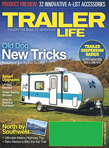 Trailer Life Magazine made our list of gift ideas rv owners will be crazy about that make perfect rv gift ideas which are unique gifts for camper owners