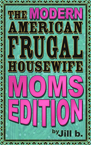 Buy cheap the modern american frugal housewife book moms edition