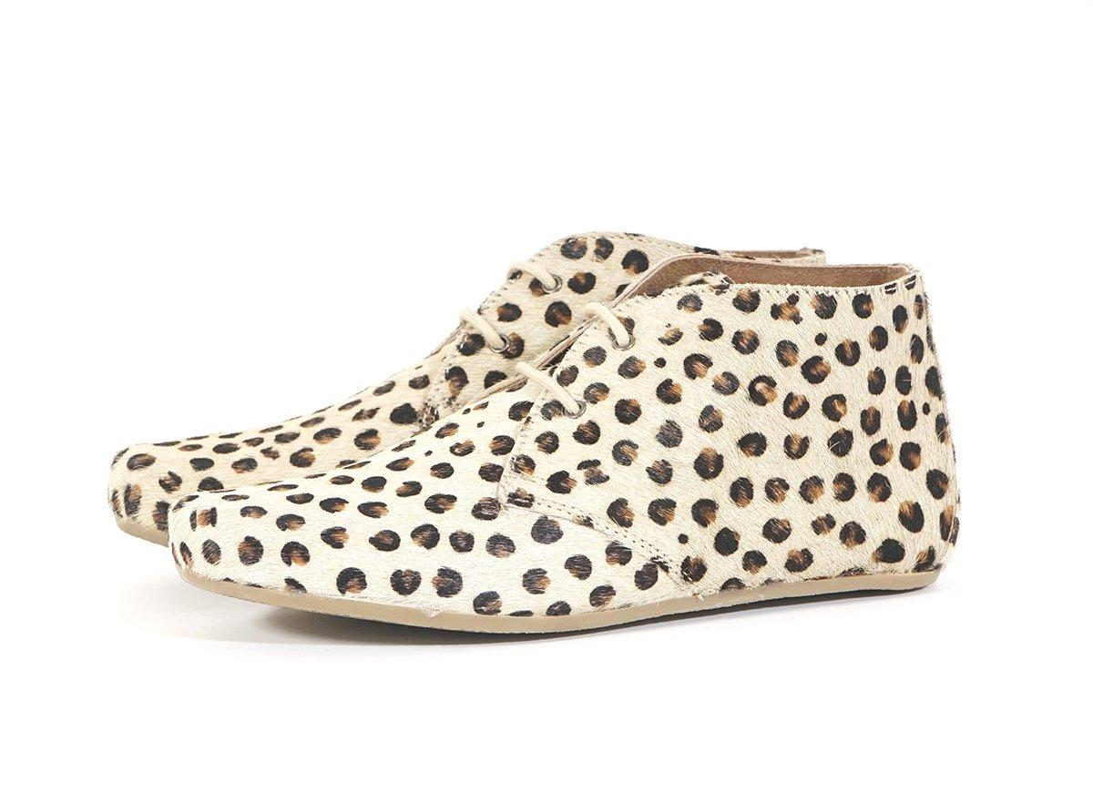 Aspele Botas Chelsea Mujer Leopard Tan En línea Obtenga la mejor oferta barata de descuento más grande