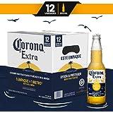 Cerveza Corona Extra Limpiando Playas 12 botellas de 355ml c/u