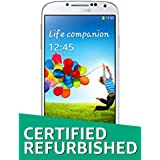 (Certified Refurbished) Samsung Galaxy S4 i9500 (White)