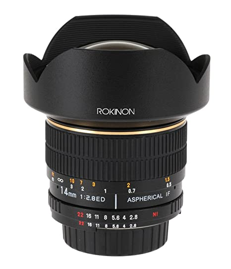 Review Rokinon 14mm f/2.8 IF