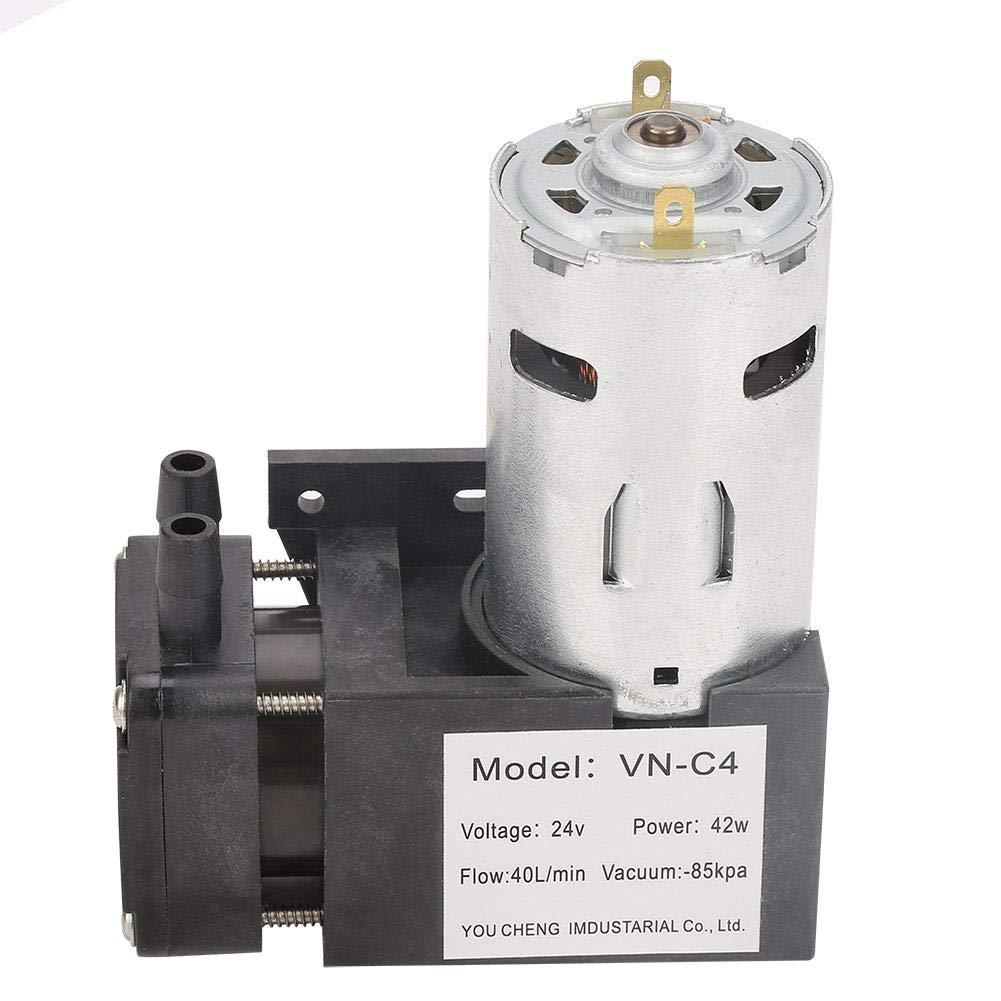 -85KPa Flow Oilless Vacuum Pump DC24V 42W Vacuum Pump para gas aire para equipos de desinfección