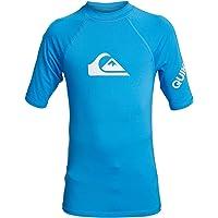 Quiksilver All Time UPF 50 tee Camiseta de Surf Niños