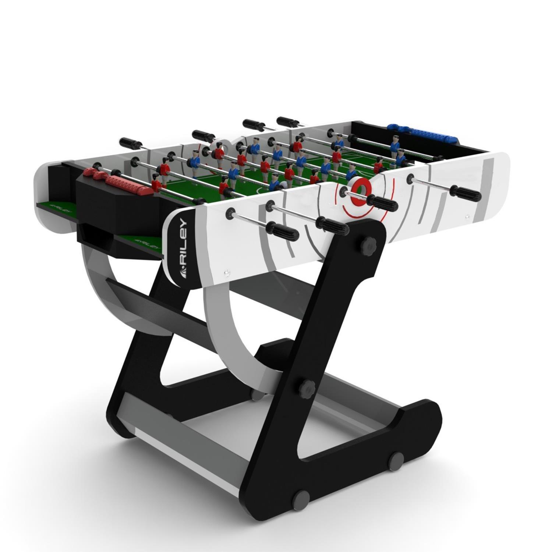 Riley VR90 profesional mesa de fútbol mesa de futbolín plegable ...