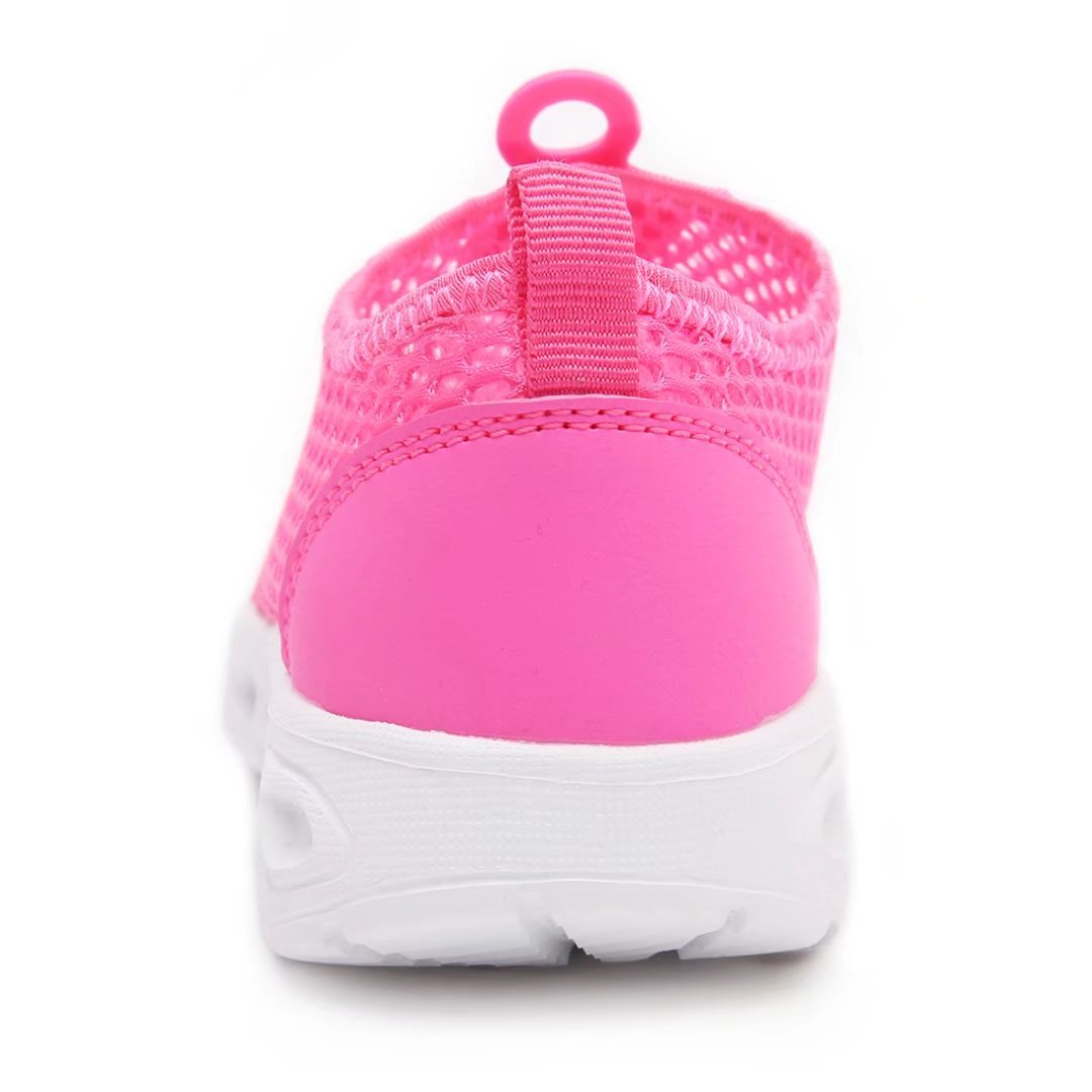 BODATU Girls Slip On Quick Drying Lightwegiht Mesh Breathable Water Shoes Toddler//Little Kid//Big Kid