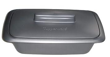 Tupperware Ultrapro 1 8l Kastenform Terrine Brotform Schoko Ecke