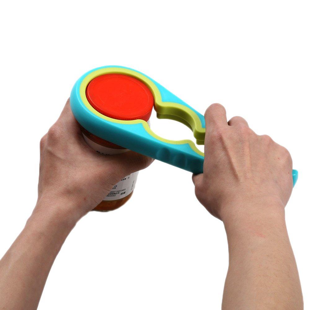 Multi-Size Slip Resistant Jar.