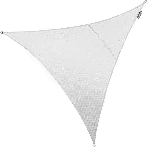 Kookaburra Breathable Party Sun Sail Shade Garden Patio Gazebo Awning Canopy 9ft 10″ Triangle 90 UV Block