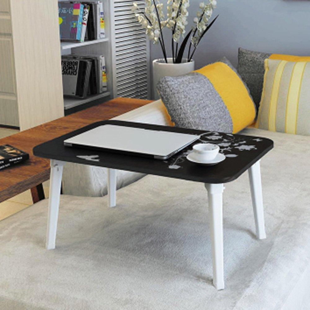 調節可能な 折りたたみテーブルシンプルな折り畳みコンピュータデスクベッド学生デスクレイジーデスク8色オプション60 * 40 * 29センチメートル 回転することができます ( 色 : G g ) B07CBYZCVS G g G g