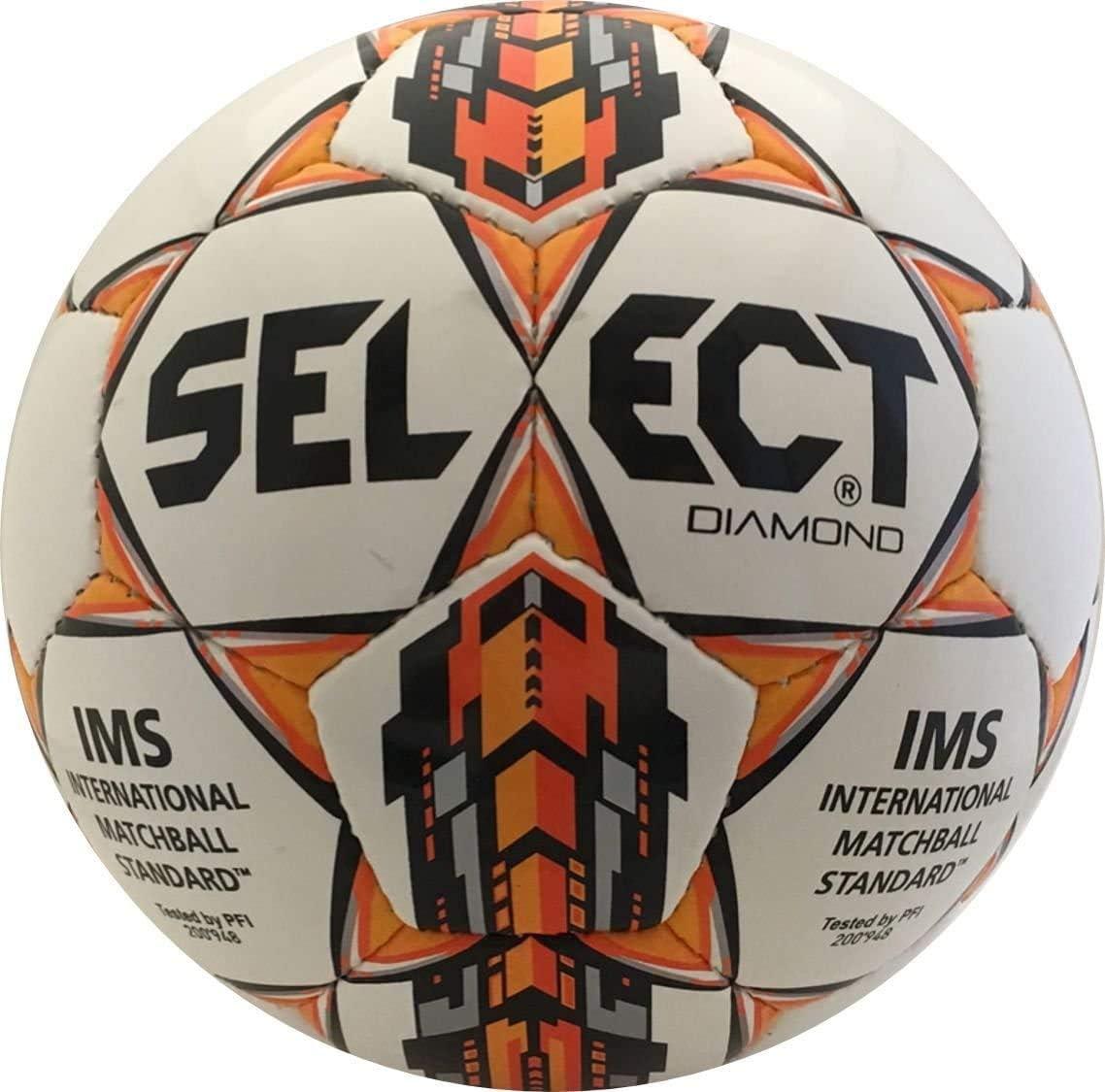 SELECT Diamond Soccer Ball Series 1-Ball and 8-Ball Team Pack