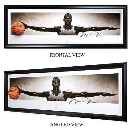 Amazon.com: Michael Jordan Chicago Bulls - Wings Nike Concept Poster ...