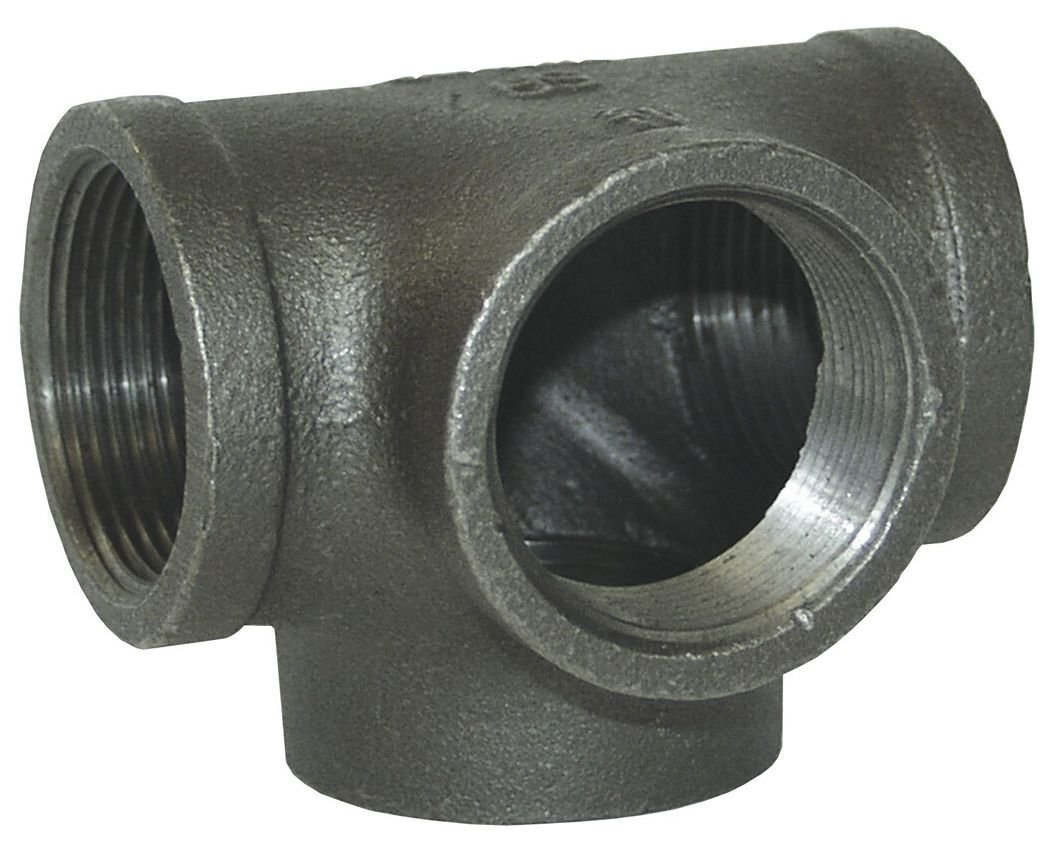Dixon SOT75 3/4' FNPT Side Outlet Tee, 150# Iron
