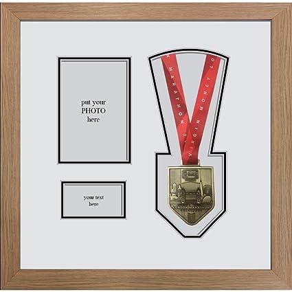 Londres maratón 2017 marco de pantalla para medalla, título y fotos ...