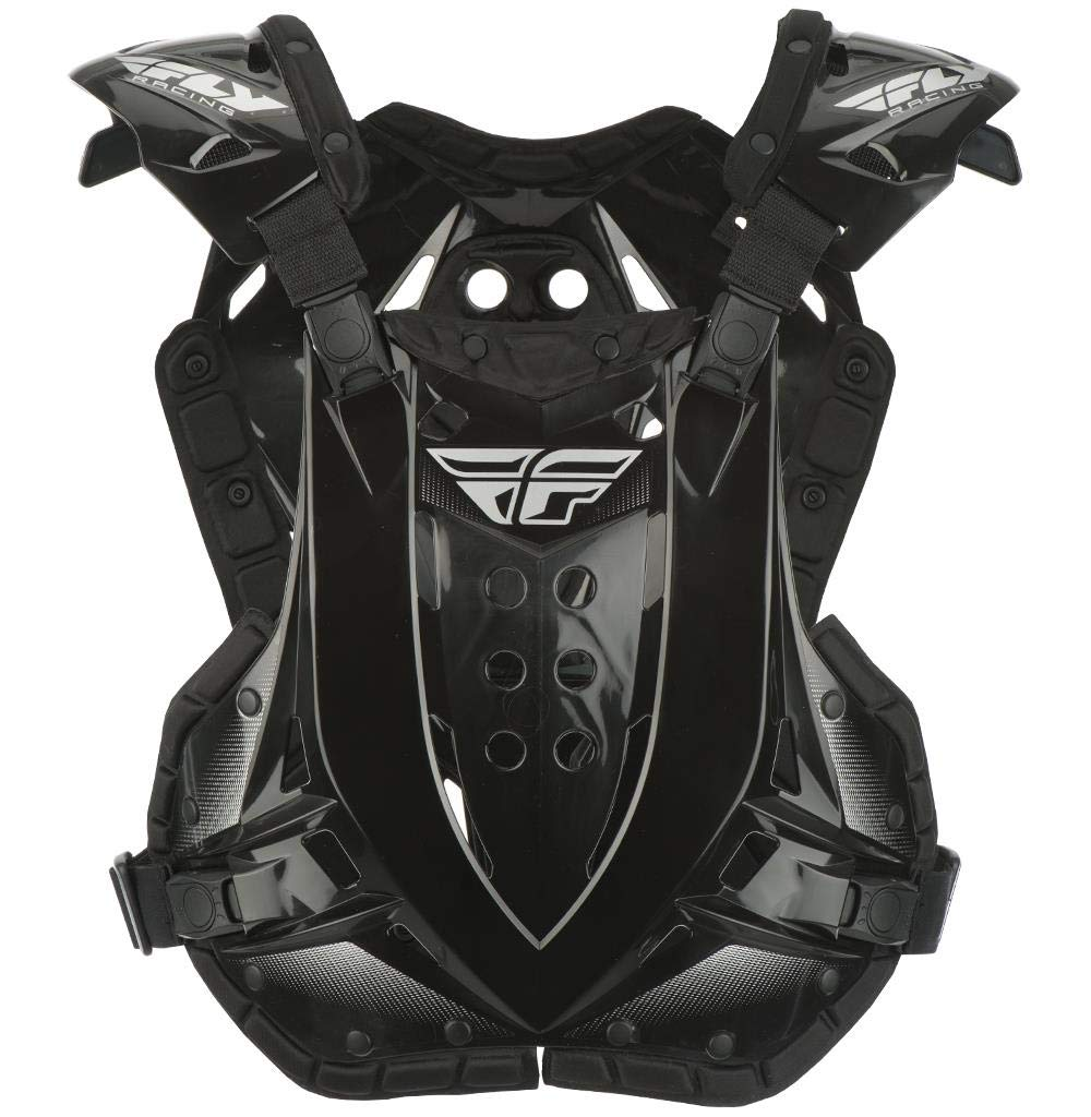 Fly Racing 2019 Stingray Roost Guard BLACK