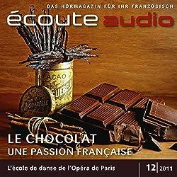 Écoute audio - Schokolade à la française. 12/2011
